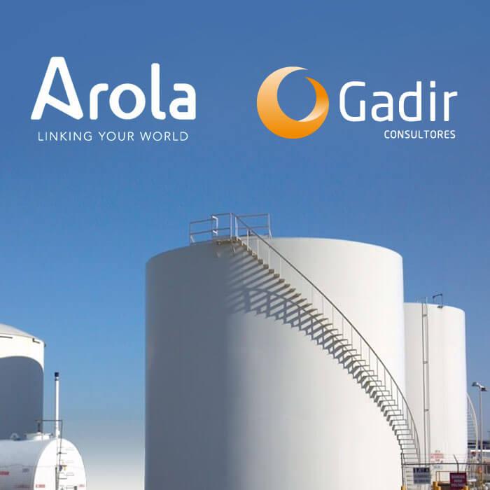 Arola y Gadir